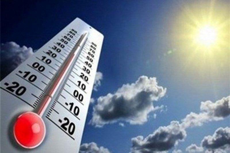 هوای اصفهان 4 درجه گرمتر می شود
