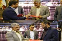 رییس سازمان فرهنگی و ورزشی شهرداری بندرعباس معارفه شد