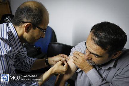 همایش تیم های بهداشتی و درمانی هلال احمر در حج