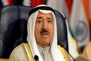 پیام تسلیت امیر کویت در پی وقوع زلزله در آذربایجان شرقی