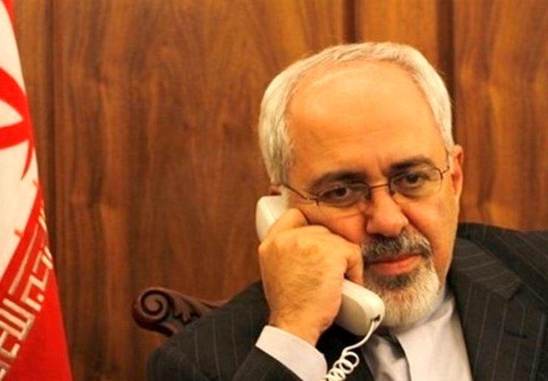 ظریف آمادگی ایران برای کمک به روند صلح در افغانستان را اعلام کرد