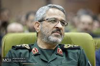 تبریک سردار غیب پرور به مناسبت هفته نیروی انتظامی