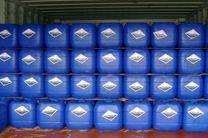 کشف بیش از ۲۶ هزار لیتر محلول شیمیایی قاچاق در پارسیان