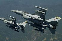 """حمله جنگنده های ترکیه به مواضع """"پ ک ک"""""""