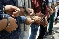 دستگیری 86 خرده فروش و معتاد در شاهین شهر