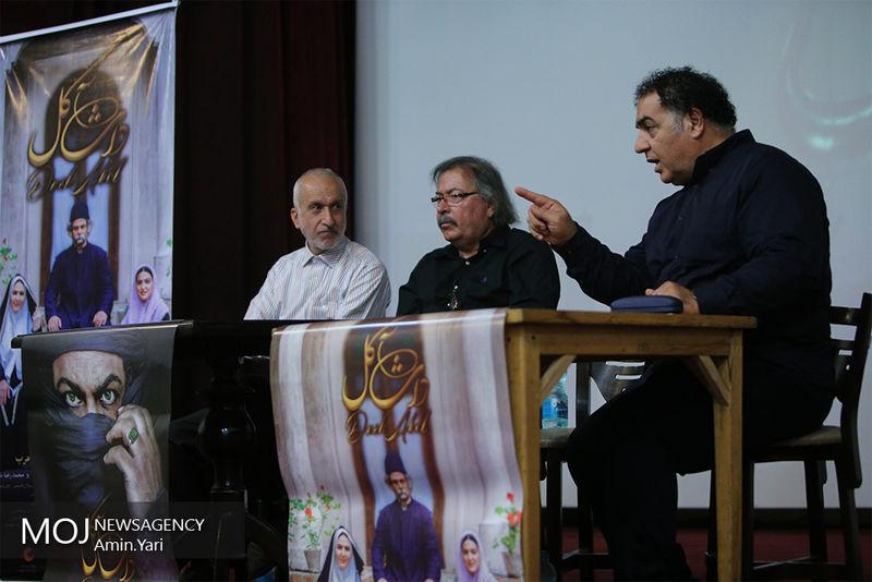 انتقاد از بی معرفتی بازیگران فیلمی با موضوع جوانمردی/مسئولین ارشاد خوابند