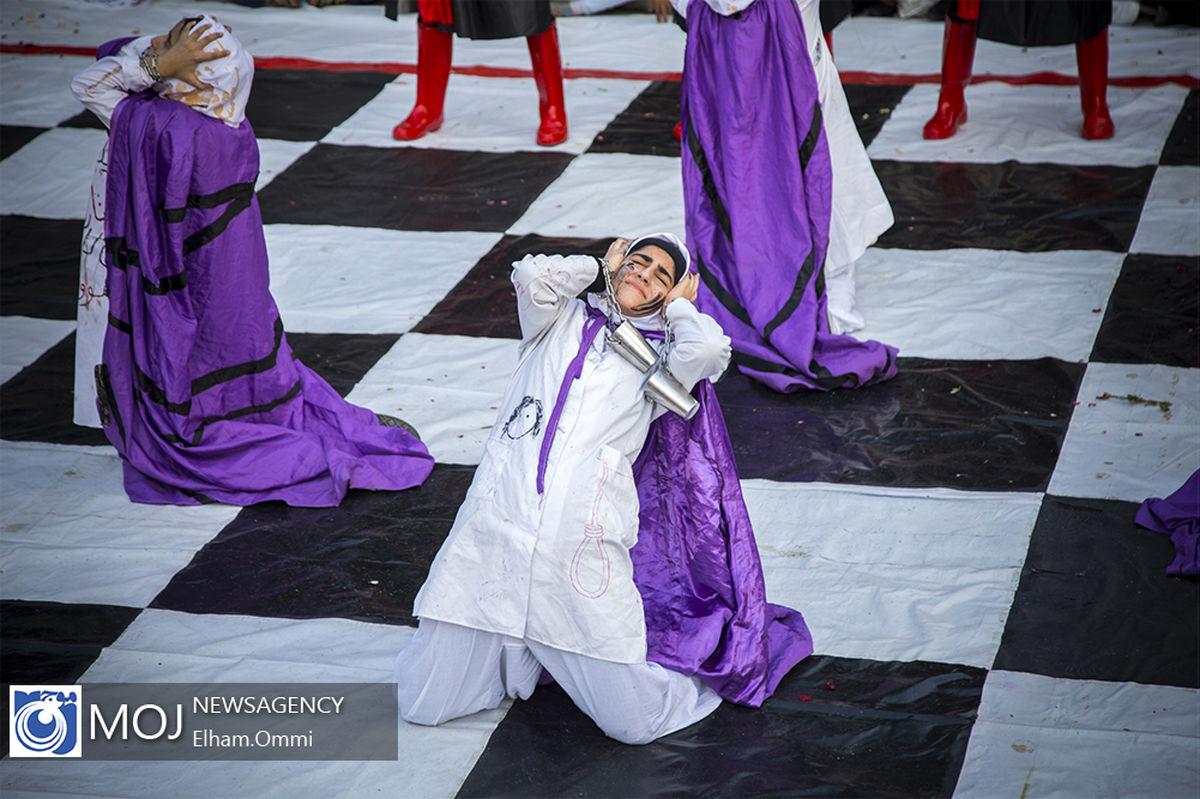 مهلت ارسال آثار به جشنواره بینالمللی تئاتر خیابانی مریوان تمدید شد