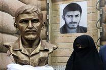 مادر شهیدان زین الدین از شهردار قم تقدیر کرد