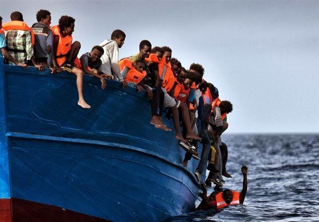 افزایش ورود پناهجویان به خاک اسپانیا