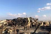 پایگاه «عین الاسد» با ۱۰ راکت کاتیوشا هدف حمله راکتی قرار گرفت