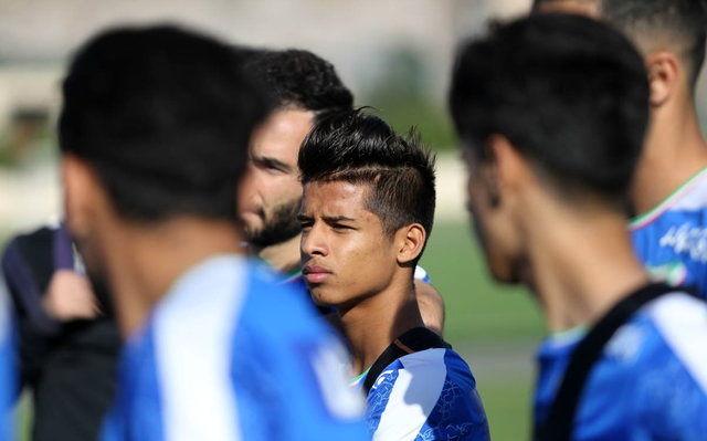 قائدی رکورد جوانترین بازیکن تاریخ استقلال را در لیگ برتر شکست