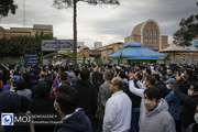 آماده باش پلیس پایتخت و سازمان بهشت زهرا (س) در روزهای پایانی سال