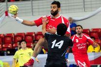 تیم ملی هندبال ایران مقام پنجم را به خود اختصاص داد