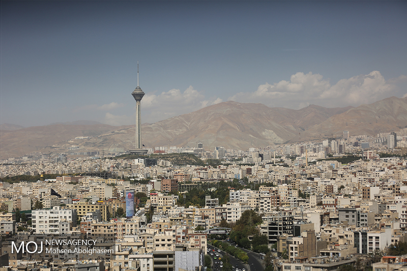 کیفیت هوای تهران در 8 آبان سالم است
