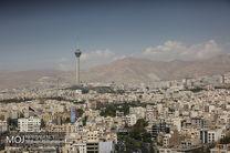 کیفیت هوای تهران در 27 مهر سالم است