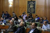 برگه های رای در شورا برای انتخاب شهردار توزیع شد