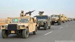 آغاز مانور نظامی 6 کشور عربی در مصر