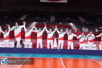 پایان رقابت های پارالمپیک توکیو