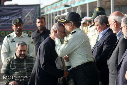 صبحگاه+مشترک+ستاد+فرماندهی+نیروی+انتظامی+تهران+بزرگ