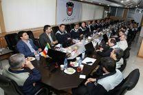 تمدید اعتبار گواهینامه سیستم مدیریت زیست محیطی ذوب آهن اصفهان
