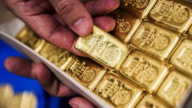 کاهش قیمت جهانی طلا