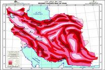 نقشه پهنههای گسل در تهران ابلاغ شد