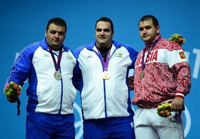 رقیب اصلی بهداد سلیمی در المپیک ۲۰۱۲ لندن به دوپینگ متهم شد