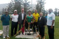 سفیر ایران از اردوی تیم ملی در باکو بازدید کرد