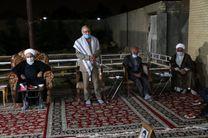 امام جمعه یزد با خانواده شهدا و ایثارگران فتح خرمشهر دیدار کرد
