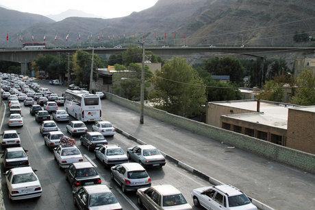 اعلام محدودیت ترافیکی آزاد راه منجیل – رودبار و بالعکس