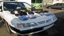 کشف 260 کیلو تریاک از خودرو سمند در نجف آباد / دستگیری 2 نفر توسط نیروی انتظامی