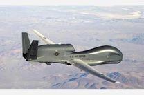 انهدام پهپاد جاسوسی آمریکا توسط نیروهای مقاومت یمن