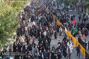محدودیت های ترافیکی تهران در روز راهپیمایی جاماندگان اربعین