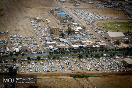 بازدید رییس جمعیت هلال احمر از مرز مهران