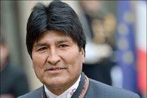 رئیس جمهوری بولیوی حملات تروریستی تهران را محکوم کرد