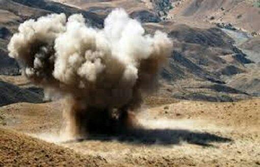 انفجار مین در دهلران یک مجروح برجای گذاشت