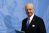 دی میستورا با هیأت سوریه در ژنو دیدار کرد