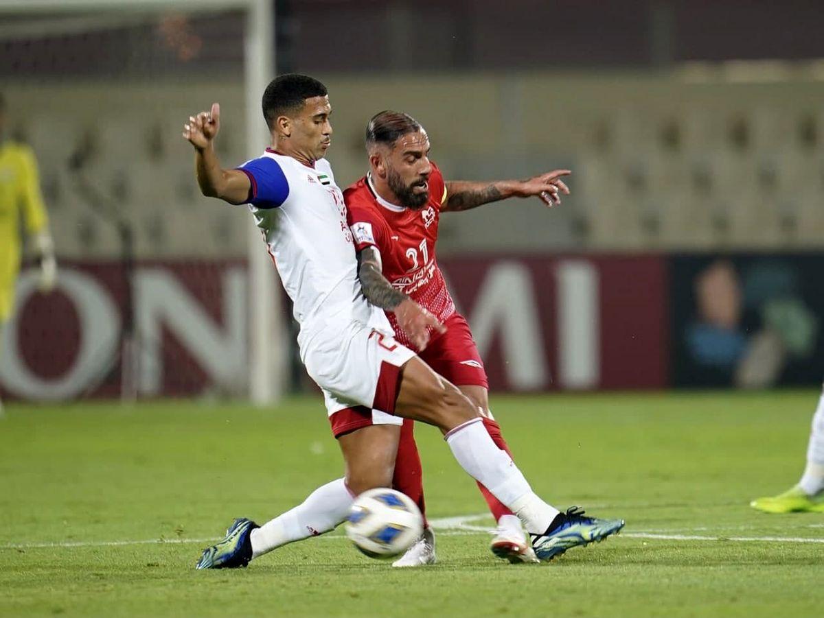 نتیجه بازی تراکتور و الشارجه امارات/ دومین تساوی پیاپی تراکتور در لیگ قهرمانان