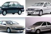 قیمت خودروهای داخلی 12 آبان ماه اعلام شد