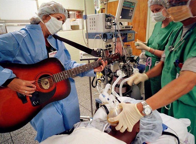 تاثیر جالب موسیقی بر روند درمان بیماران سرطانی