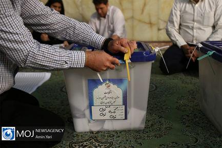 بازگشایی صندوق انتخابات و آغاز شمارش آرا