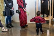 شعار جشنواره ملی طراحی پارچه و لباس  انتخاب شد