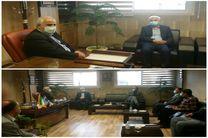 دیدار مدیر مخابرات اصفهان با نماینده مردم سمیرم در مجلس