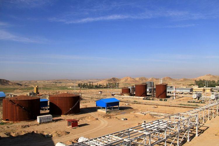 پیش راه اندازی واحد جدید بهره برداری نفت هفتکل