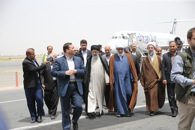 حجتالاسلام رئیسی ۲۵ اردیبهشت به یاسوج سفر میکند