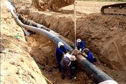 اتصال شبکه آب آشامیدنی سه روستای حومه شهر مشهد