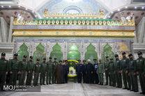 تجدید میثاق فرماندهان و کارکنان نداجا با آرمان های امام (ره)