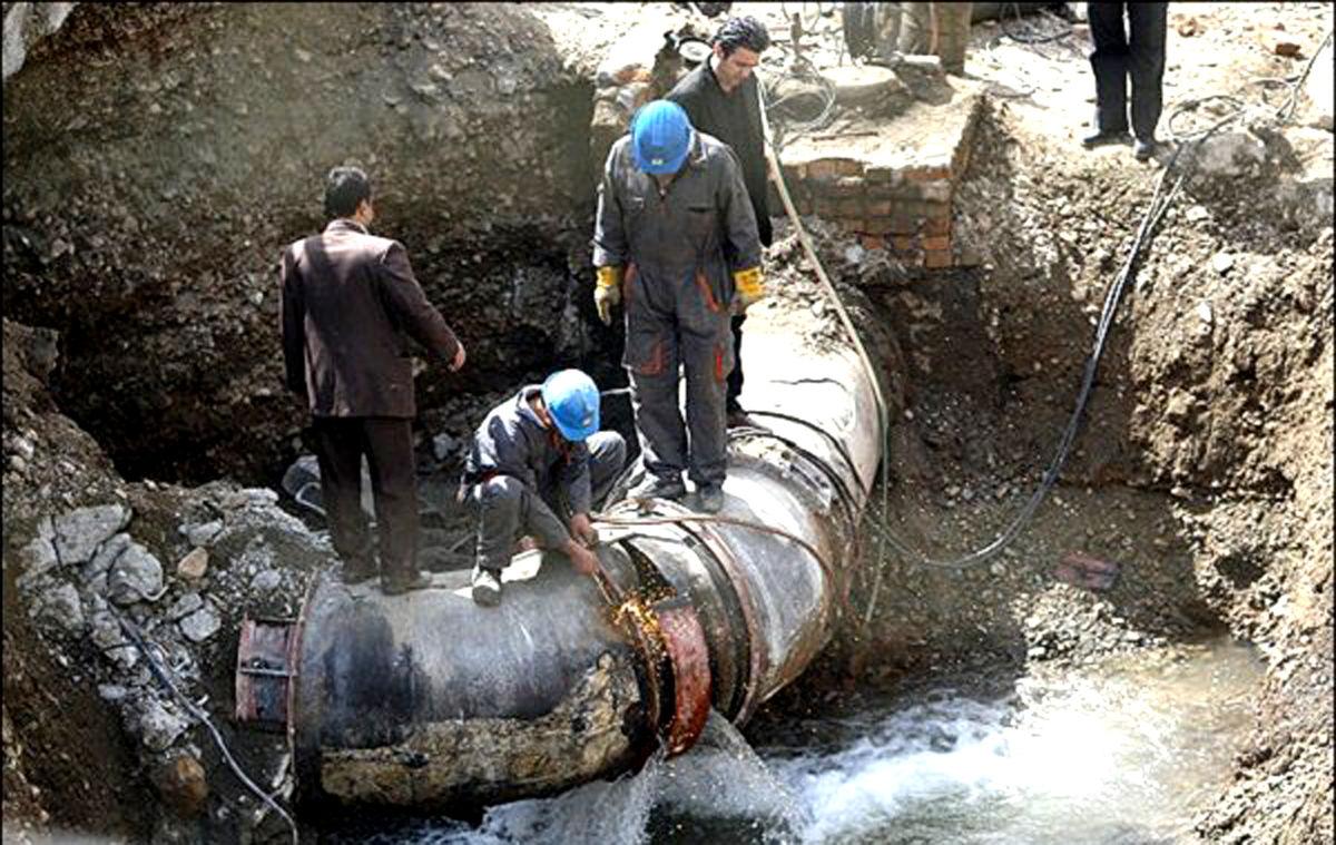 وضعیت بحرانی ذخیره آب درگناباد