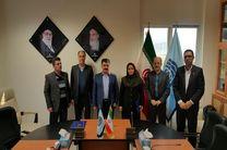 انعقاد تفاهم نامه همکاری بین اداره کل آموزش فنی وحرفه ای و دانشگاه فنی و حرفه ای استان کردستان