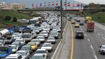 جزئیات مسدود  شدن آزادراه کرج قزوین اعلام شد